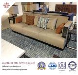 Mobília personalizada do hotel com o sofá moderno da sala de visitas (6130)