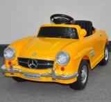 Mercedes Benz 300SL autorisé les enfants voyagent sur la voiture jouet