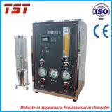 Máquina material do verificador do deslocamento predeterminado do oxigênio
