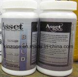 Pillole naturali di dimagramento stampate in neretto di dieta di perdita di peso della capsula del bene