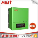 内蔵50A PWMの太陽料金のコントローラが付いている1000W 12Vの太陽インバーター