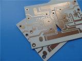 PCB 50 Raad van de Kring van PCB van de Impedantie van het Eind van het ohm de Enige