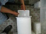 Claro Heat-Resistant de gran diámetro del tubo de cristal de cuarzo.