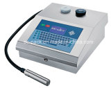 Data di scadenza continua di stampa della stampante di getto di inchiostro per la bottiglia (EC-JET500)