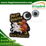 Магнит холодильника Новой Зеландии Polyresin для сувенира (PMG054)