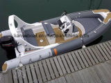 Liya 20FT Double Hull FRP Boats Rescue Boat