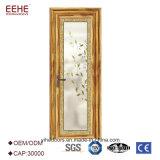 De aluminium Berijpte Prijs van de Deuren van de Badkamers van het Toilet van het Glas van China