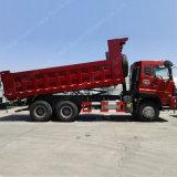 Camion- de camion à benne basculante de Sinotruk Swz10 12wheels 6X4