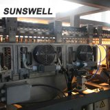 Sunswell Botella de refresco Fabricante Blow-Fill-Cap, máquina de llenado