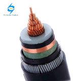 Câble cuivre 33kv à un noyau de PVC 300mm de la SWA isolé par XLPE
