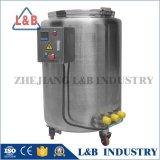 1000L электрического отопления Fat/конфеты/шоколад и масло/воск плавильный узел топливного бака