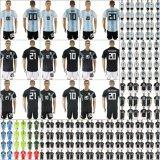 L'Argentine 2018 Maillot de soccer de la Coupe du Monde de Football de costume Sportswear