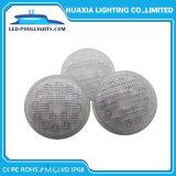 LEDの同価56の暖かく白い白RGB 54watt LEDの水中プールライト