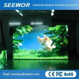 Boa qualidade de P3.91mm tela LED de exterior