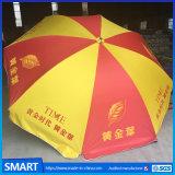 カスタム昇進の広告の中国の屋外のテラスのビーチパラソル