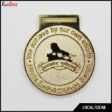 Medalla de alta calidad con transferencia Lanyard impreso