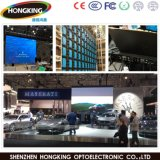 P4 HD pleine couleur Affichage LED intérieur/extérieur pour la location de l'écran Étape