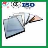 Verre à vitre incurvée de grande taille Jumbo à plat en verre trempé de verre feuilleté isolé Isolation thermique de verre isolé