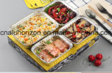 Alliage 8011-H24 70 microns Accueil Utilisation du papier aluminium conteneur