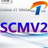 Scmv2 de Pijp van de Plaat van de Staaf van het Roestvrij staal op Verkoop