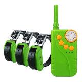 Batterie rechargeable de 660 verges 2 chiens de formation le collier de formation à distance