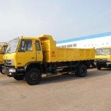 Dongfeng 3.5ton 모래 돌 나무 수송을%s 소형 팁 주는 사람 트럭