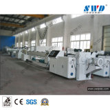 Máquina de Fabricación de tuberías de agua de PVC o línea de producción de tubos de UPVC