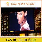 Colore completo nero dell'interno del quadro comandi del LED della lampada di P5 SMD