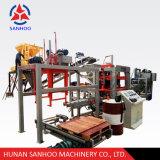 Кол-во5-18 автоматическая формовочная машина цемента для скрытых полостей цилиндров