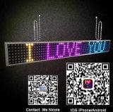 Formato astuto di /Shop/ dell'ufficio di colore completo/visualizzazione di messaggio mobile programmabile leggera di alta luminosità LED