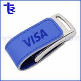 Cuir personnalisé lecteur Flash USB Pen Drive disque de disque