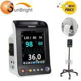 Sun-600p госпиталь на прикроватном мониторе/Nellcor Masimo SET SpO2 монитор пациента
