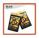 Impresión a color de Swing/colgar la ropa de etiqueta de papel
