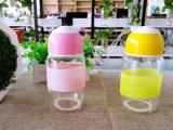 Kundenspezifische Glaswasser-Flaschen-freie Großhandelsproben 350cc