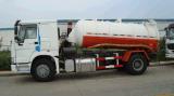 5cbm Vacuum Sewage Truck 4X2 Sewage Suction Tanker Truck