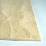 Кремового мрамора камень ламинированные мраморной плиткой из фарфора