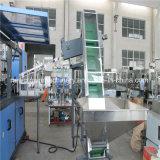 Cavidad automático de 6 botellas de PET de sistema de máquinas de moldeo por soplado