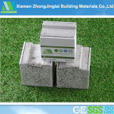 Nouveau matériau synthétique EPS panneau sandwich de ciment pour la construction du projet