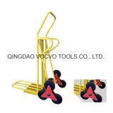 Guter Rad-Hand-LKW des Preis-sechs für kletternde Treppe (Laufkatze)