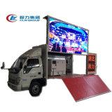 トラックのワールドカップスクリーンのトラックを広告するFoton LEDの移動式段階