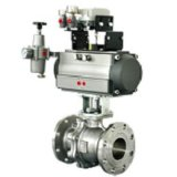 Las válvulas de soldadura para suministro de agua en la industria