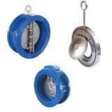 Las válvulas de oblea personalizado con una buena calidad para el suministro de fluido