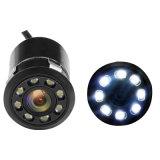 Cámara de visión trasera con luces de la cámara de infrarrojos de copia de seguridad
