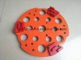Revêtement époxy dépose de broyage de polissage machine/époxy Meuleuse de plancher de béton