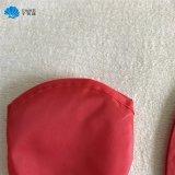 Runde Form-faltbarer Ventilator-Polyester-Ventilator Nolon Geschenk-Ventilator