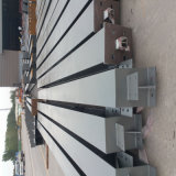 Wiskind 넓은 경간 관례에 의하여 설계되는 금속 건물