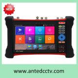 IP Ahd Cvi Tvi SDI CVBSのアナログのための1の手持ち型HD CCTVのテスター6