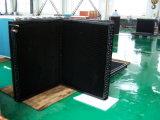 9.52mm Riffled kupfernes Gefäß CO2 kühlmit luftschlitzenflosse-Wärmetauscher