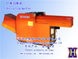 Tagliatrice strappante di gomma del panno della fibra della tessile del panno dei residui industriali