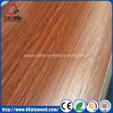 Panel decorativo Melamina HDF Contraplacado comercial para pele de porta